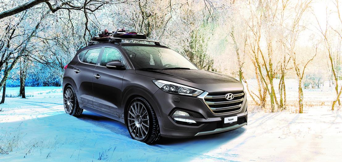 Contrôle d'hiver Hyundai – et vive la neige!