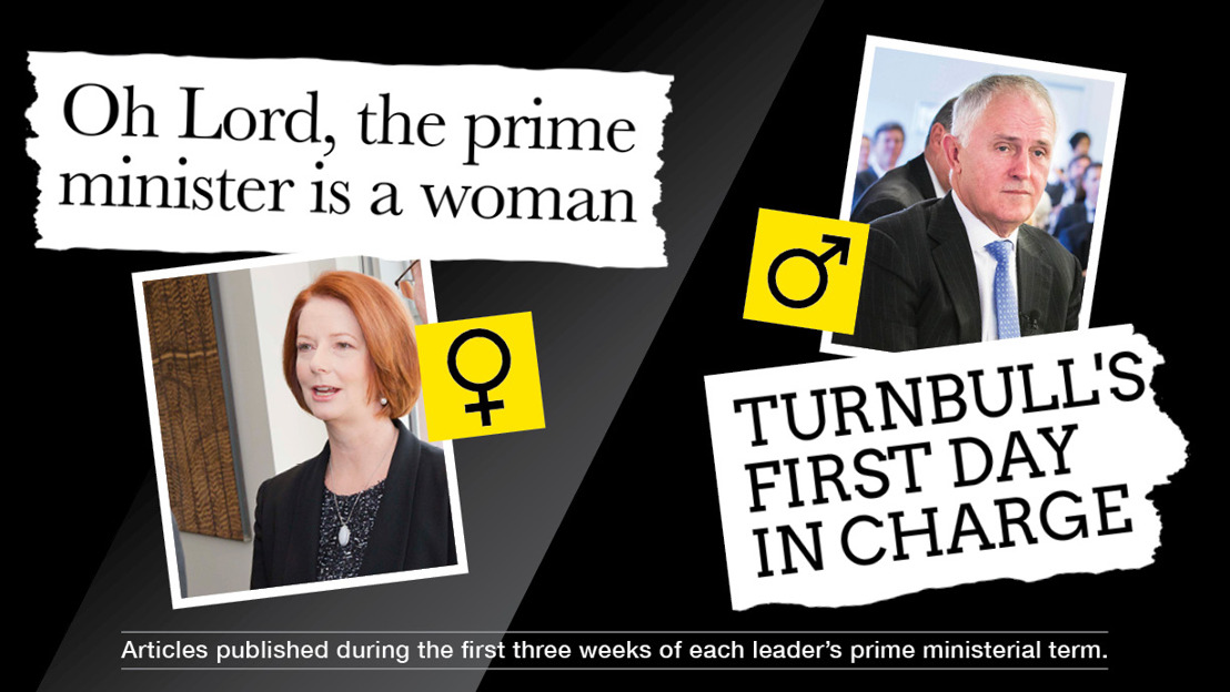Media obsession with female Prime Ministers' gender worsening