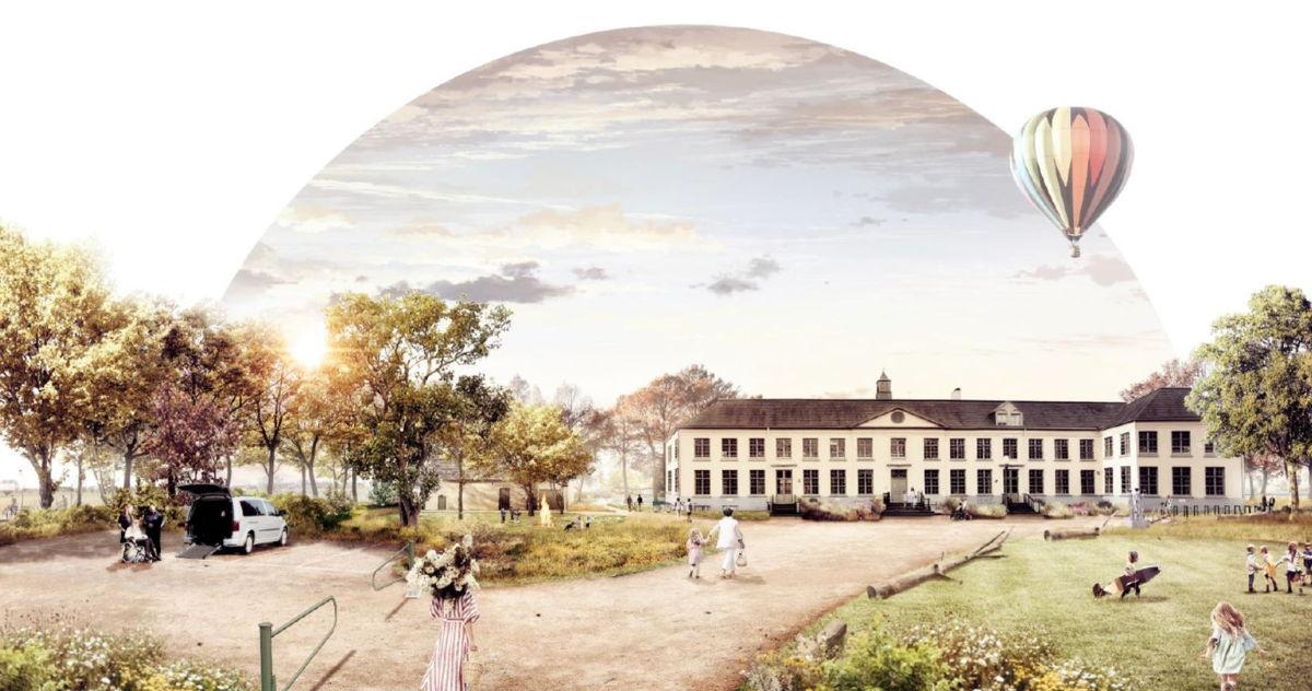 ©Stad Gent, toekomstbeeld Portaal De Campagne