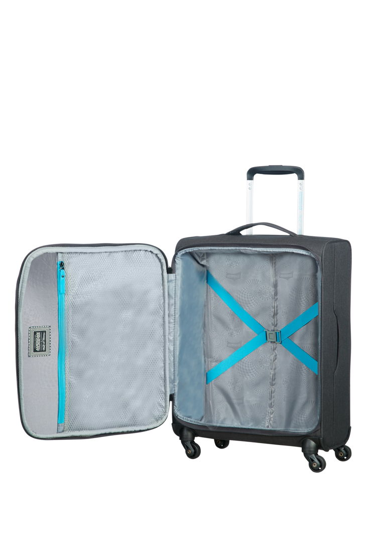 American Tourister Spinner 55 softside: €109