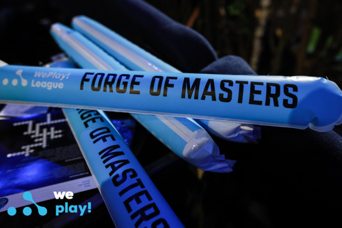 LAN-финал Forge of Masters WePlay! League: анонсирующее видео