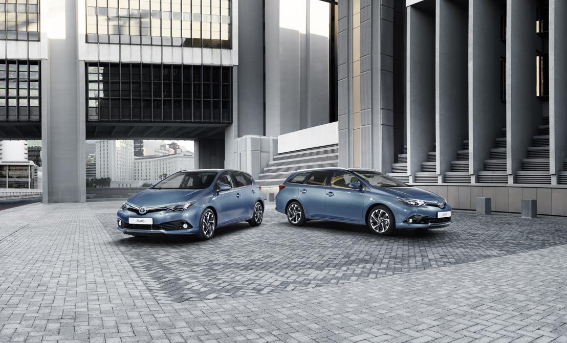 La nouvelle Auris se joint à l'Avensis sur le stand Toyota du Salon de Genève