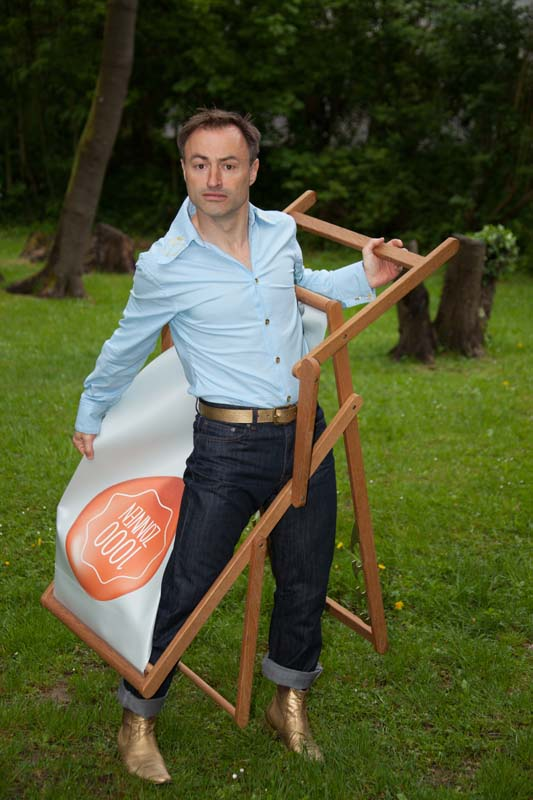 Dimitri Leue <br/>1000 zonnen (c) VRT