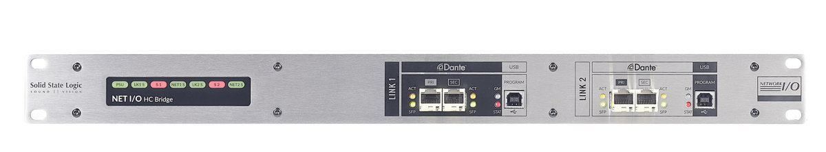 Solid State Logic's new HC SRC Bridge