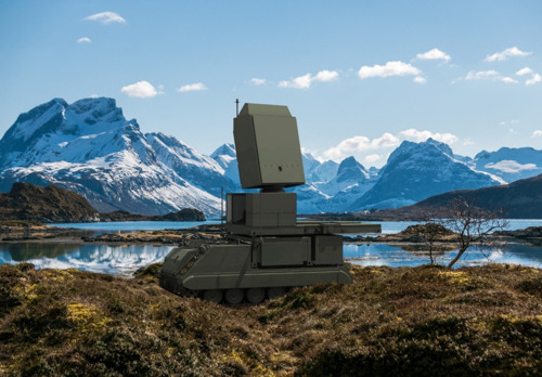 Norway and Netherlands partner on Thales' Multi Mission Radar Ground Master 200 MM/C