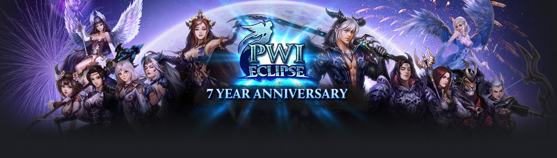 PWI 7 Year Anniversary Celebration