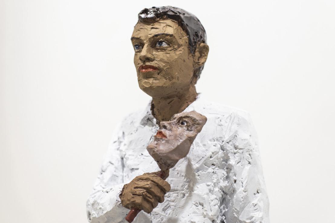 Stephan Balkenhol stelt solo tentoon in De Bremdonckhoeve