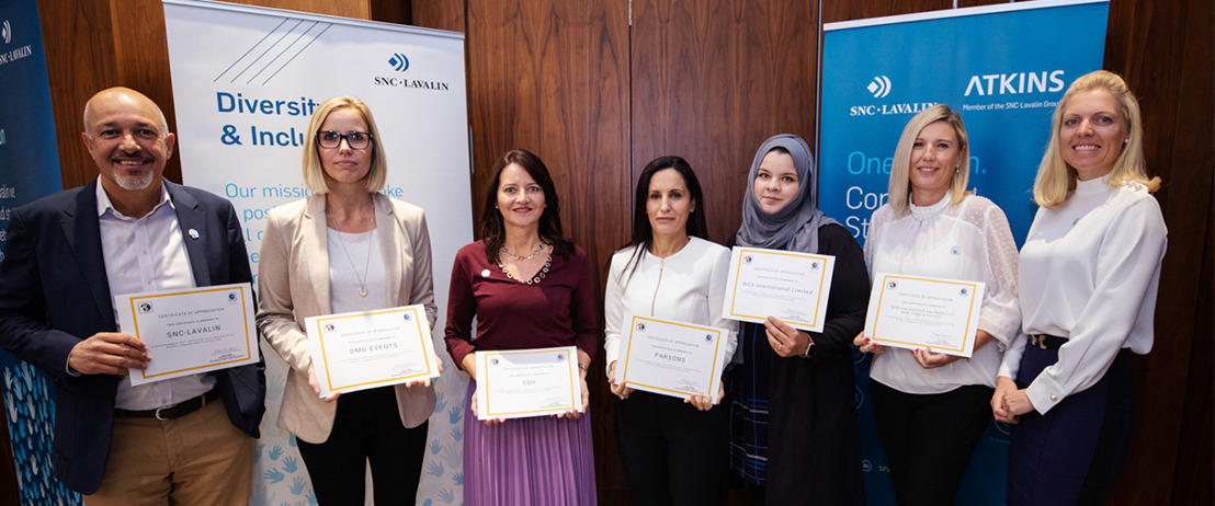 dmg events signs UN's Women Empowerment Principles