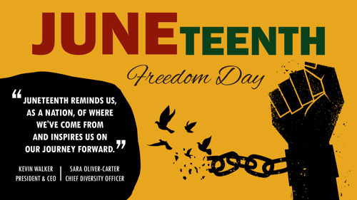 Juneteenth: A Time for Celebration and Reflection