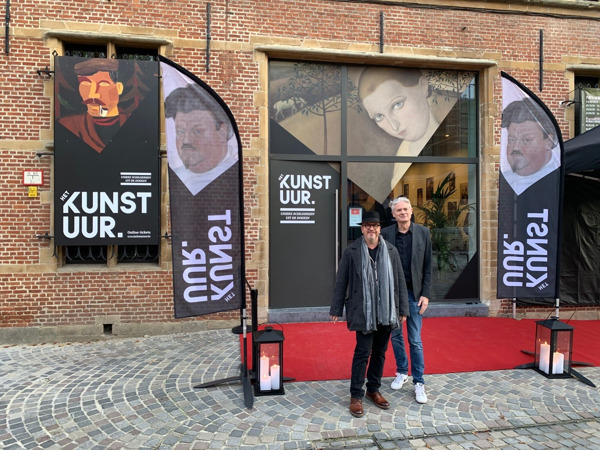 Preview: Het Kunstuur beroert bezoekers met unieke beleving en storytelling door King Concept