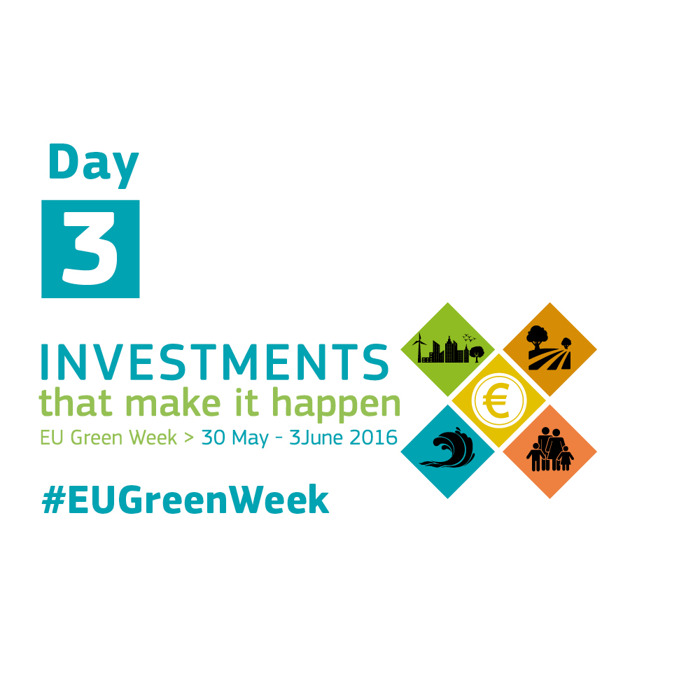 Vice-President of the European Commission speaks on investing greener