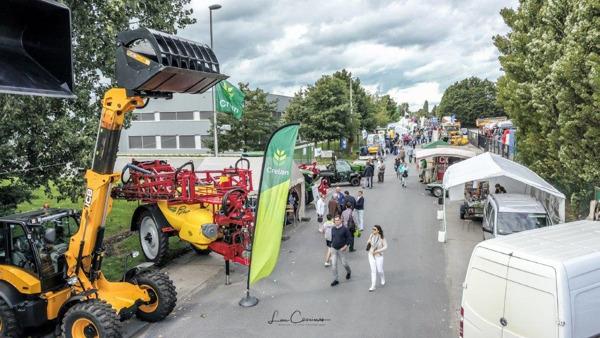 Preview: Troostwijk organiseert voor het eerst online veiling landbouwbeurs Agro Markt