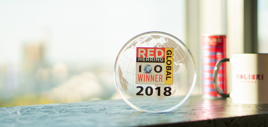 Kolibri Games unter 2018 Red Herring Top 100 Global Gewinnern