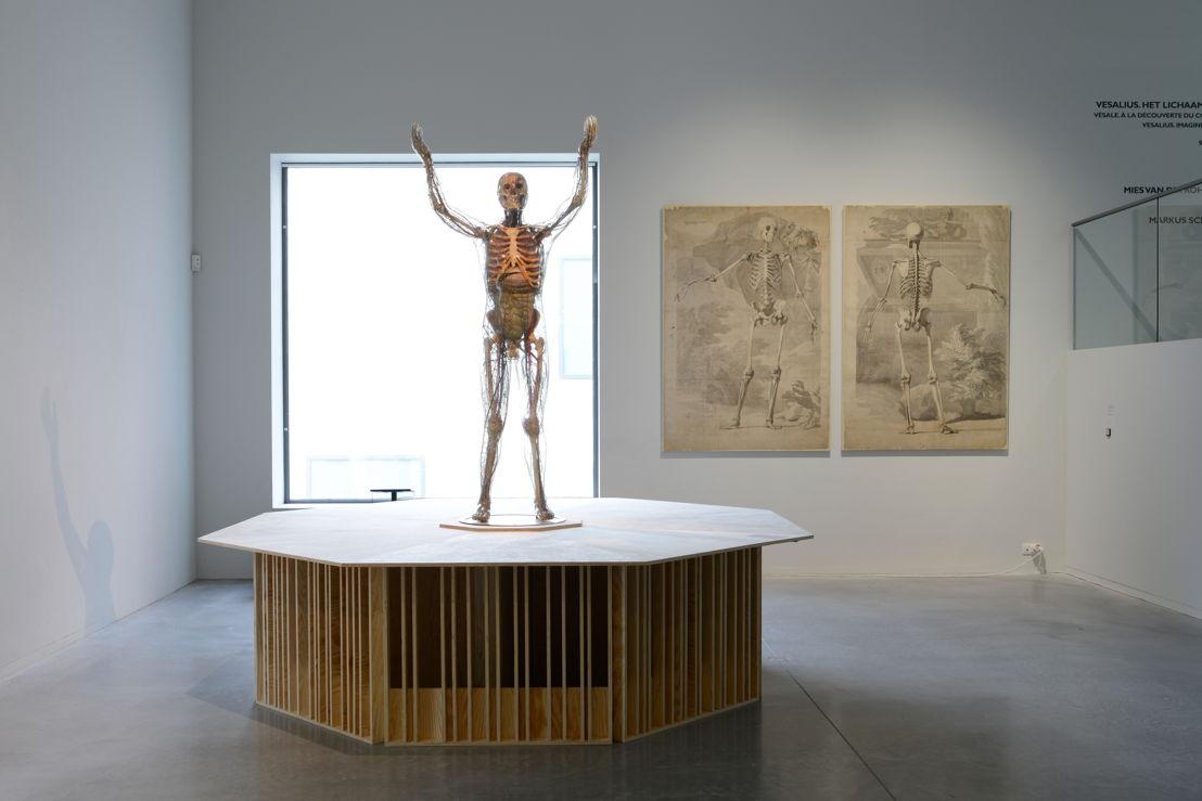 Franz Tschackert, De Glazen man, 206 x 98 cm, Dresden, 1930 (c) Isabelle Arthuis