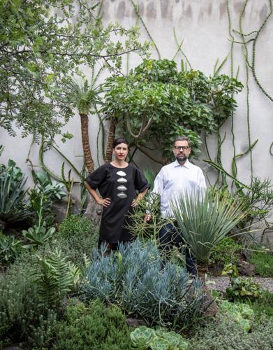 Pedro Reyes y Carla Fernández ganan el Premio Design Miami/ Visionary Award 2018