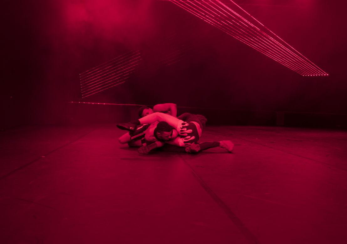 Ligia Lewis - Minor Matter - 9>10/03 © Martha Glenn