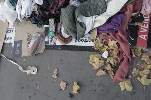 Evacuations of squalid Parisian camps: migrants need real solutions