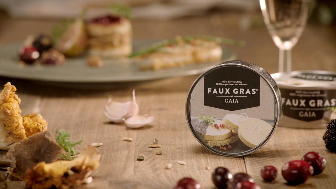 354.752 doosjes Faux Gras® de GAIA in de rekken in 2017