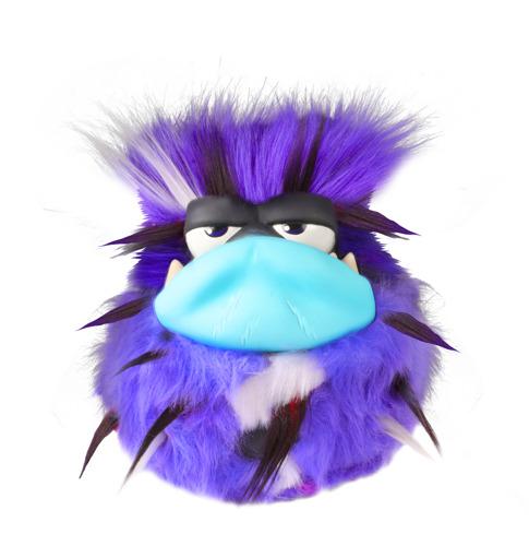 ¡Los GRUMBLIES™ han llegado! La primera anti-mascota virtual a la que hay que molestar y hacer enojar
