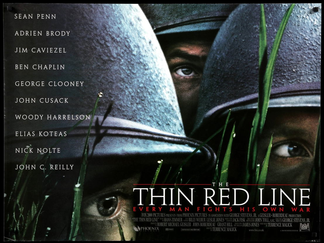 Affiche The Thin Red Line