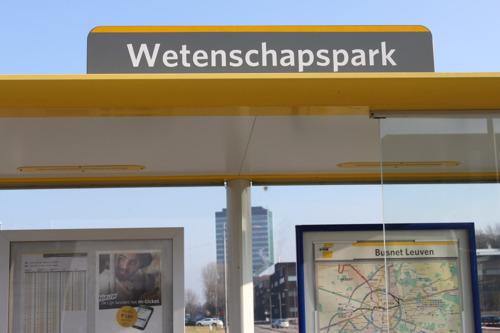 Gratis naar Hapje-Tapje dankzij bussen tussen Wetenschapspark en Leuven-centrum