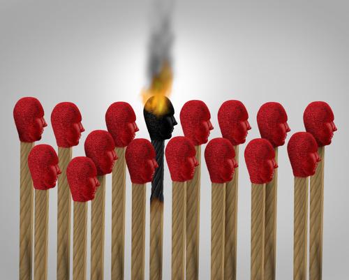 Communicatie werknemer/werkgever als oorzaak van burn-out