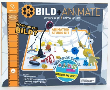 Experience the Magic of Movie Making with the OgoBILD + Animate Studio Kit!