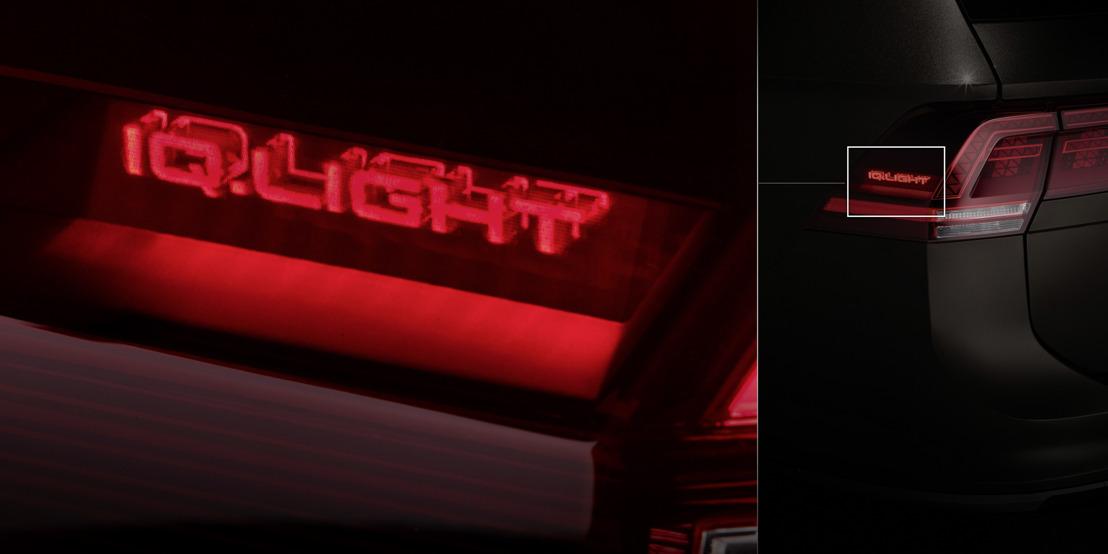 Interactieve koplampen en achterlichten luiden weldra een nieuw veiligheidsniveau in