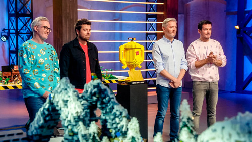 Welk duo wint de finale van LEGO Masters 2021 na een opdracht van 28 uur?