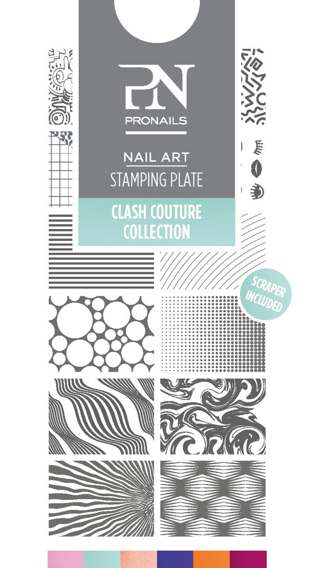 Stamping Plate Clash Couture: €14,50