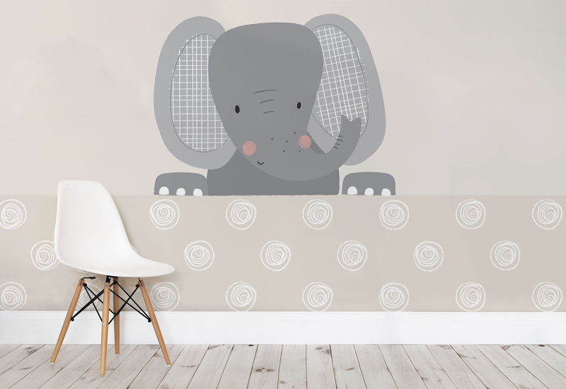 Peek-a-Boo! Ellie The Elephant