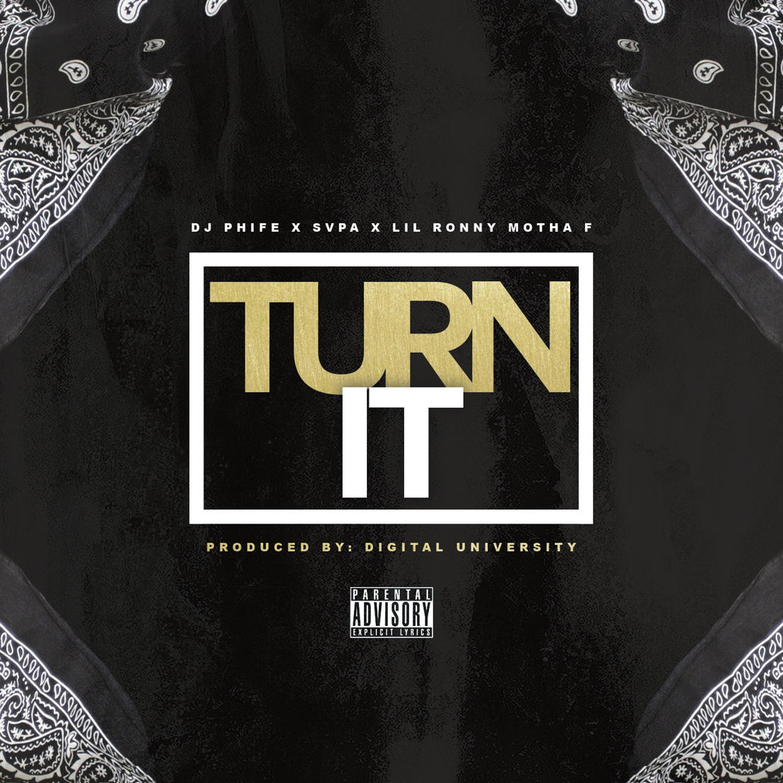 Official Turn It Artwork