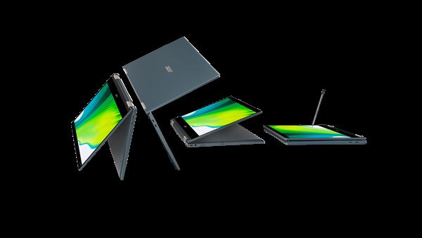 Preview: 宏碁推出全新Acer Spin 7 搭載第二代高通Snapdragon 8cx 5G運算平台