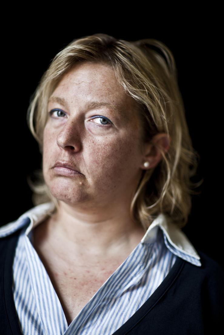 Bevergem - Isabelle Van Hecke als Claudine (c) De Wereldvrede - Tom Verbruggen