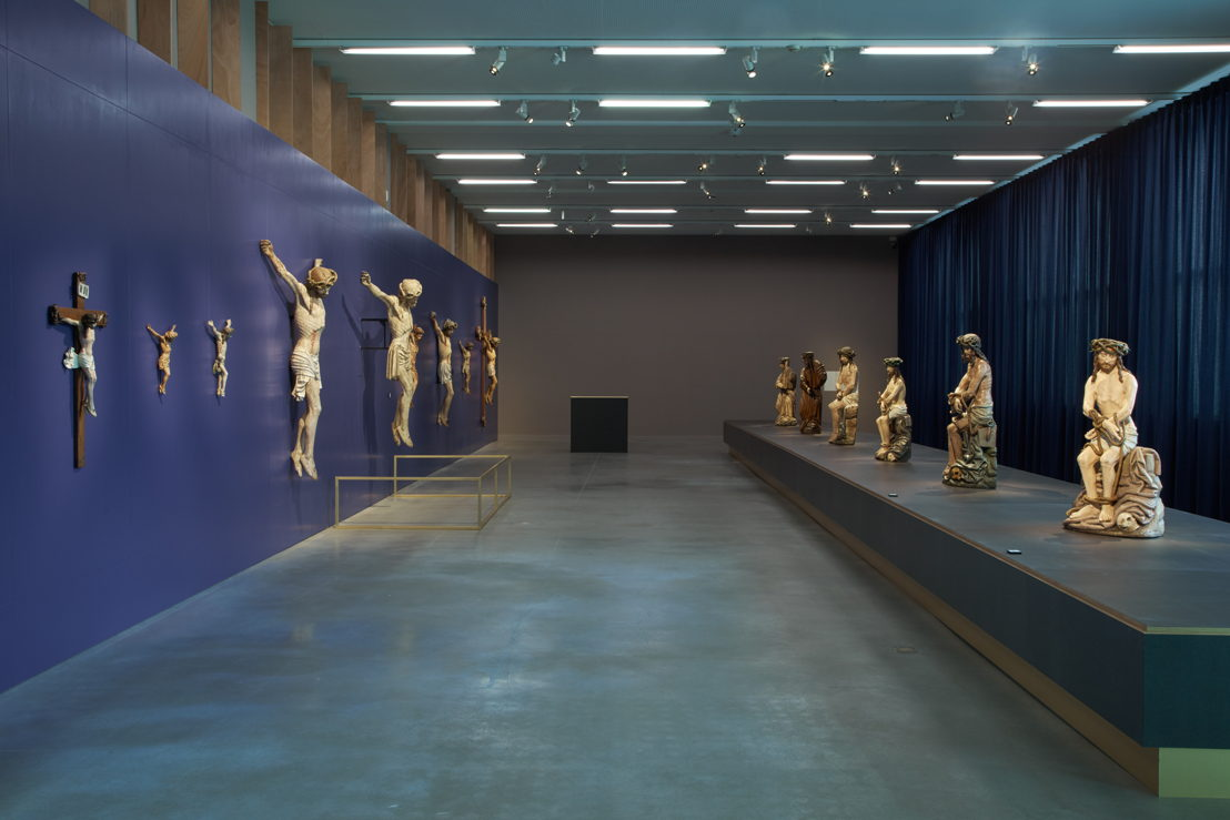Collectiepresentatie &quot;Meesters in Beeld&quot; in M-Museum Leuven<br/>Foto (c) Dirk Pauwels