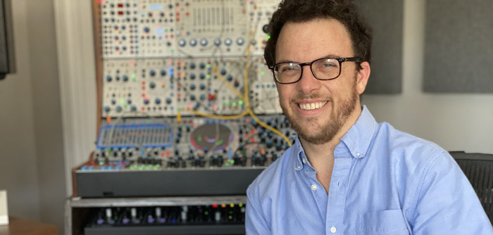 Film Composer Jacob Shea Stays 'in the Groove' with Flock Audio's PATCH System