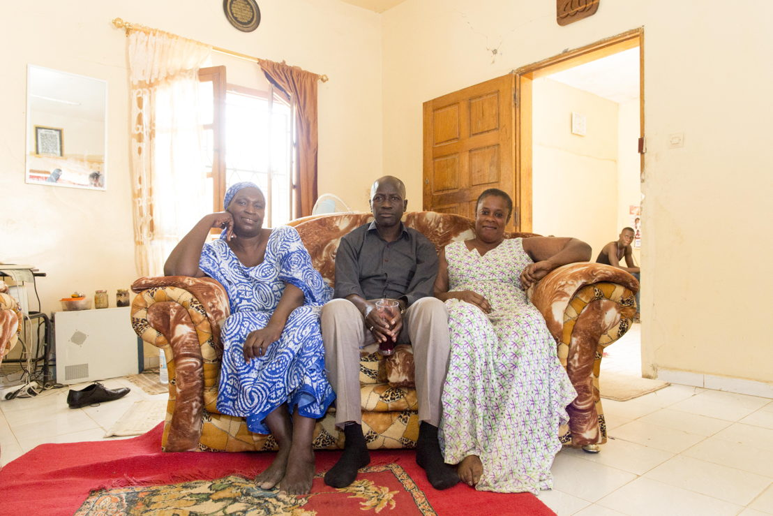Wedding day: Polygamie in Senegal