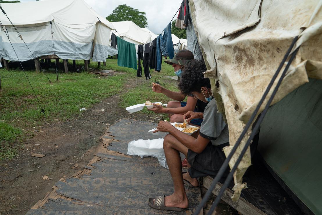 Médicos Sin Fronteras denuncia la desprotección y la violencia que sufren los miles de migrantes que cruzan cada mes el tapón del Darién, entre Colombia y Panamá