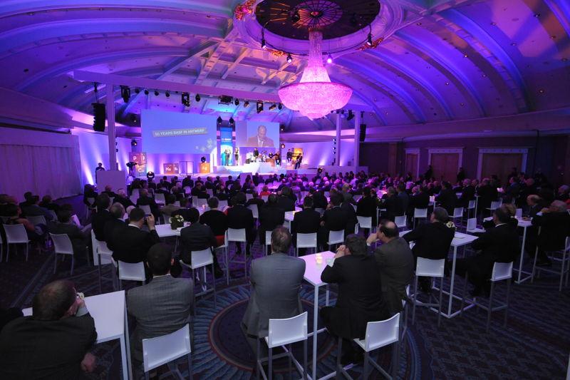 50 ans BASF Anvers - Evénement de networking