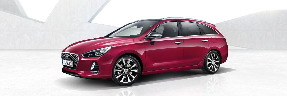 New Generation Hyundai i30 Wagon: elegance meets versatility