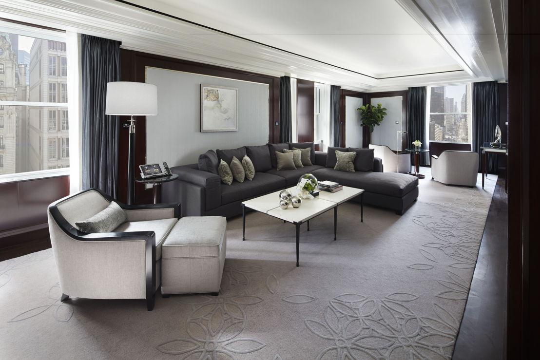 Fifth Avenue Suite Living Room