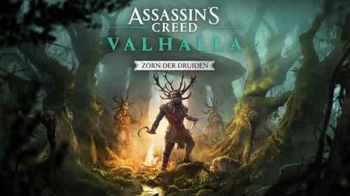 ASSASSIN'S CREED VALHALLA - ZORN DER DRUIDEN ERSCHEINT AM 29. APRIL, DAS EASTRE-FEST KANN AB SOFORT GEFEIERT WERDEN