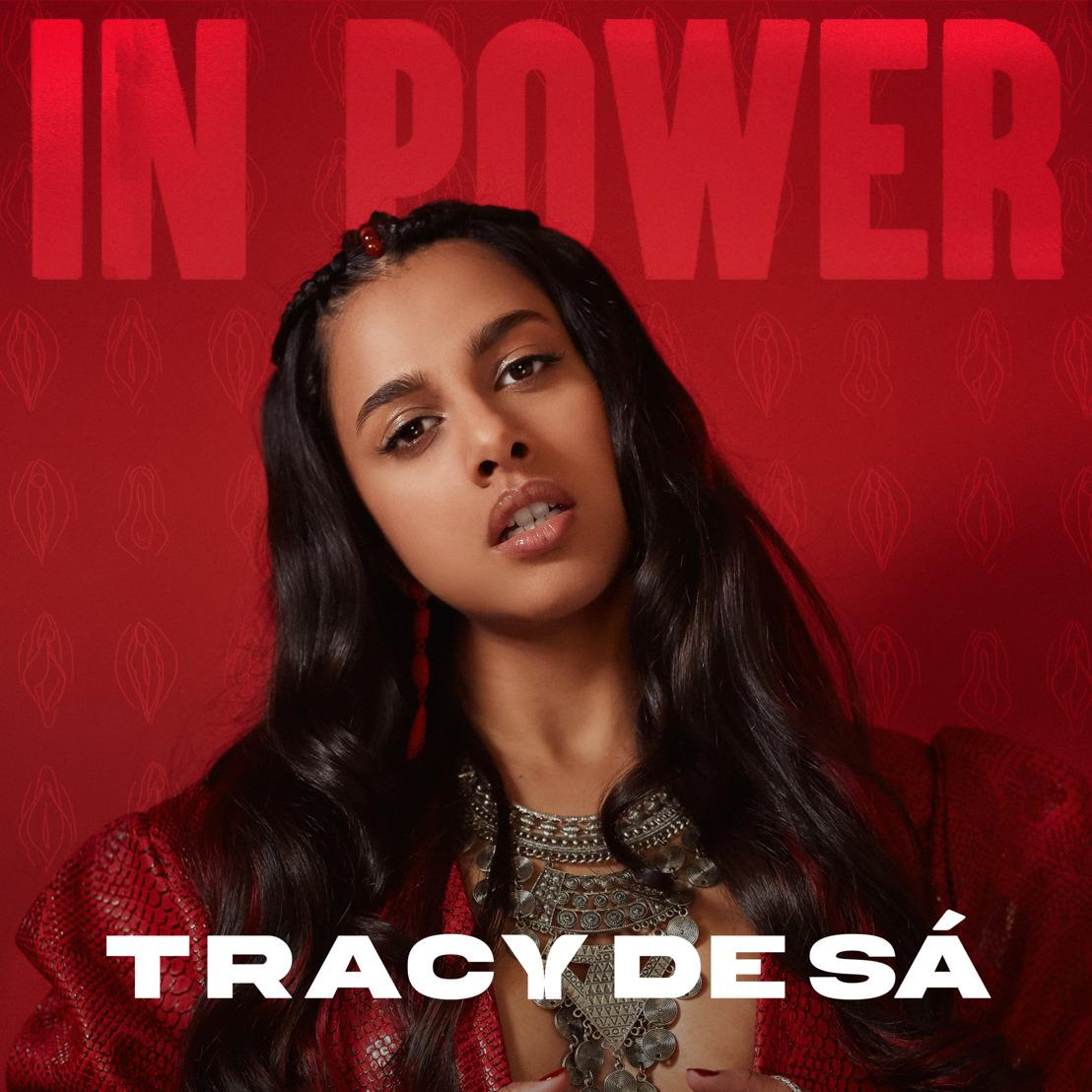 "Tracy De Sá annonce la sortie de ""In Power"" son nouvel album !"
