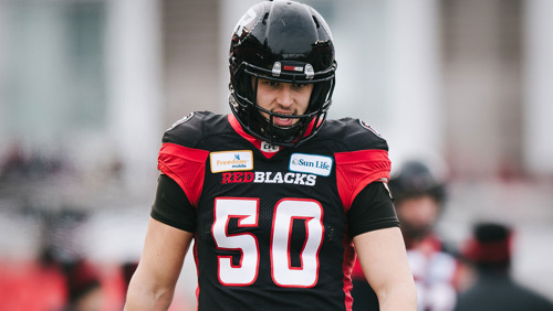 OTTAWA REDBLACKS' LOUIS-PHILIPPE BOURASSA SUSPENDED FOR VIOLATING CFL/CFLPA DRUG POLICY