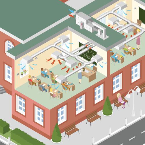 Preview: SIG Air Handling à nouveau présente au salon ISH de Francfort l'année prochaine