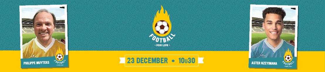 Football For Life 2018