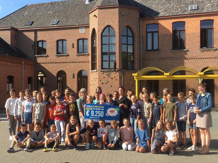Lidl schenkt scholen jaar gratis fruit ter waarde van 50.000 euro