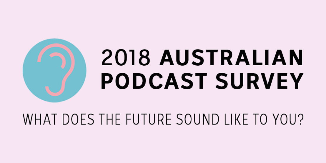 What does the future of podcasting sound like to you?