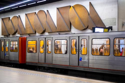 Metroverkeer tussen IJzer en Elisabeth onderbroken op 27 en 28 juli