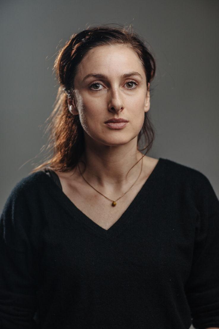 Ruth Becquart - (c) VRT/Toon Aerts